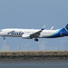 Alaska Airlines New Livery by photo101