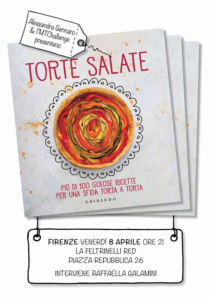 Torte Salate - FIRENZE