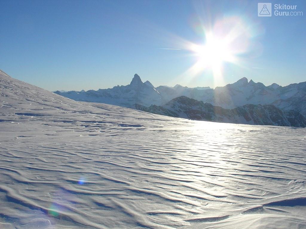 Rimpfischhorn Walliser Alpen / Alpes valaisannes Switzerland photo 27