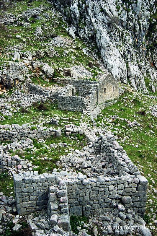 Руины Шпиляри