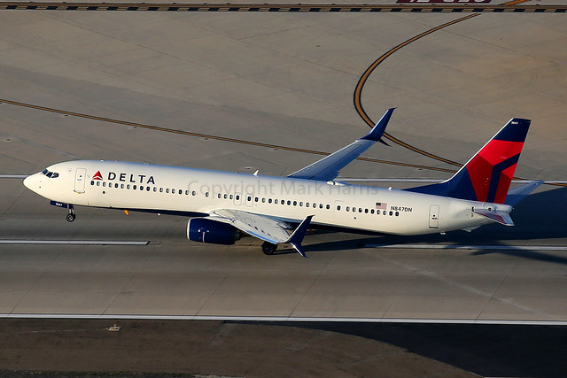 Delta Airlines Boeing 737-923, Canon EOS 5D MARK III, EF100-400mm f/4.5-5.6L IS II USM