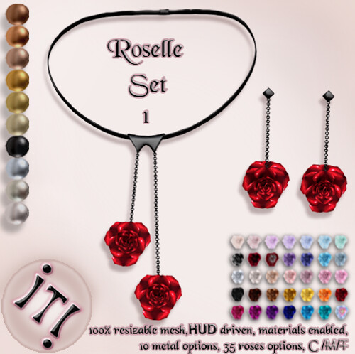 !IT! - Roselle Set 1 Image