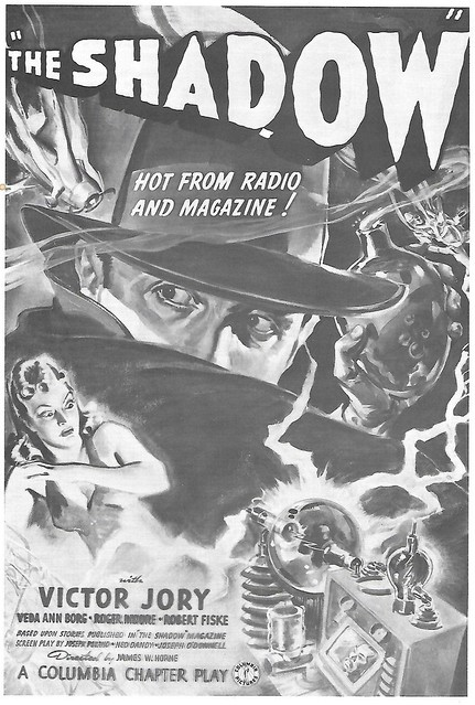 (1940) The Shadow