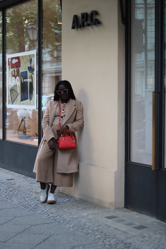 Camel Outfit Lois Opoku lisforlois