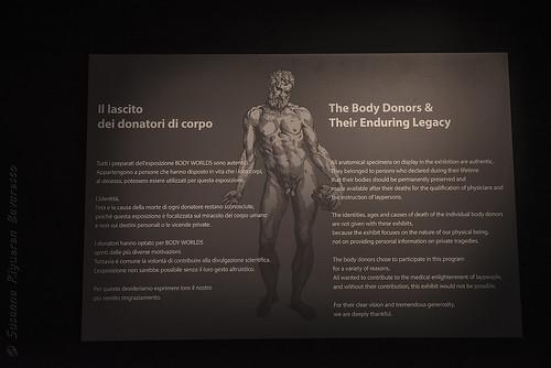Body worlds Genova