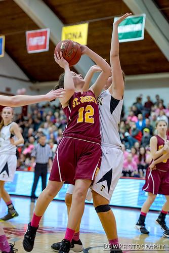 Trumbull High vs. St. Joseph - Girls High School Basketball