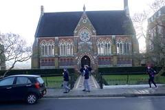 The Vaughan Library (Harrow School)