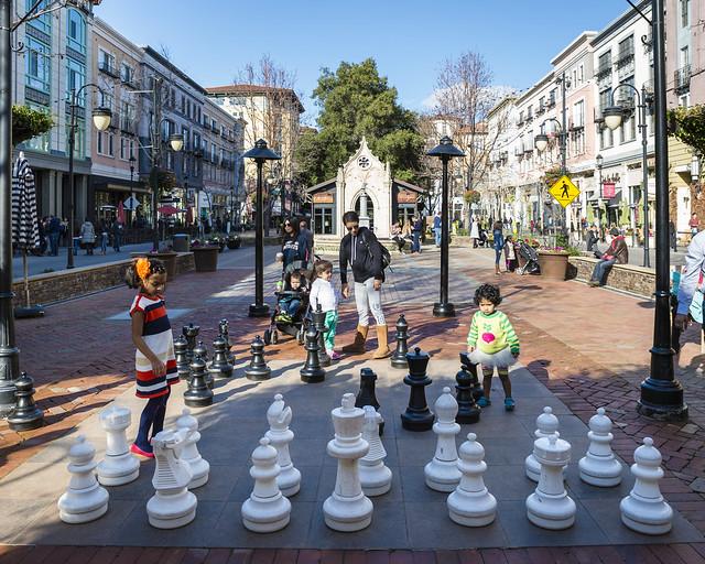 Santana Row - San Jose