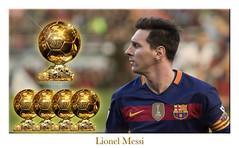 Messi Ballon d'or 2015