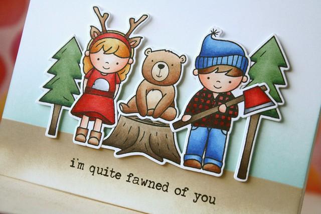 Neat & Tangled-Lumberjack