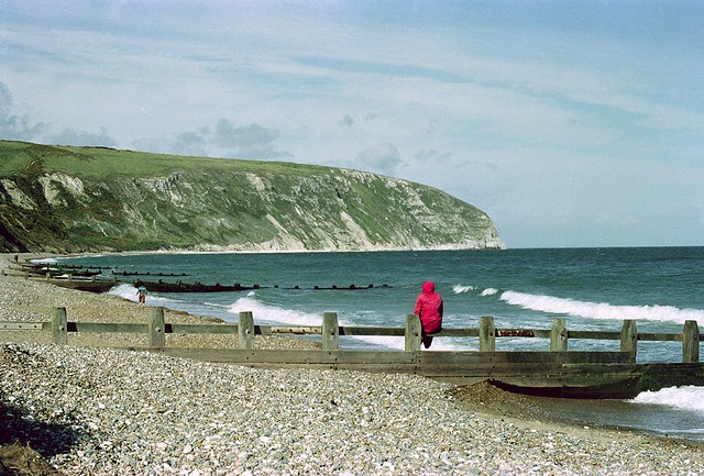 Swanage Bay, circa 1982
