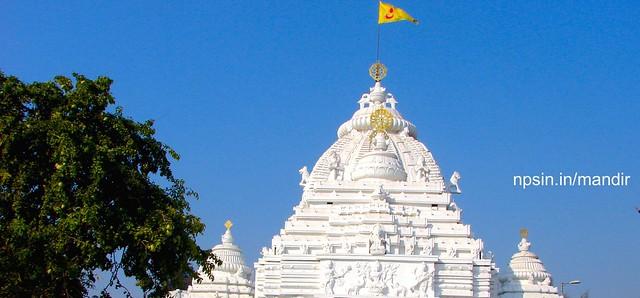 श्री जगन्नाथ मंदिर (Shri Jagannath Mandir) - Bhagwan Jagannath Marg, Block - C Hauz Khas, New Delhi - 110016