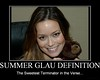 Summer Glau, the Sweetest Terminator in the Verse...