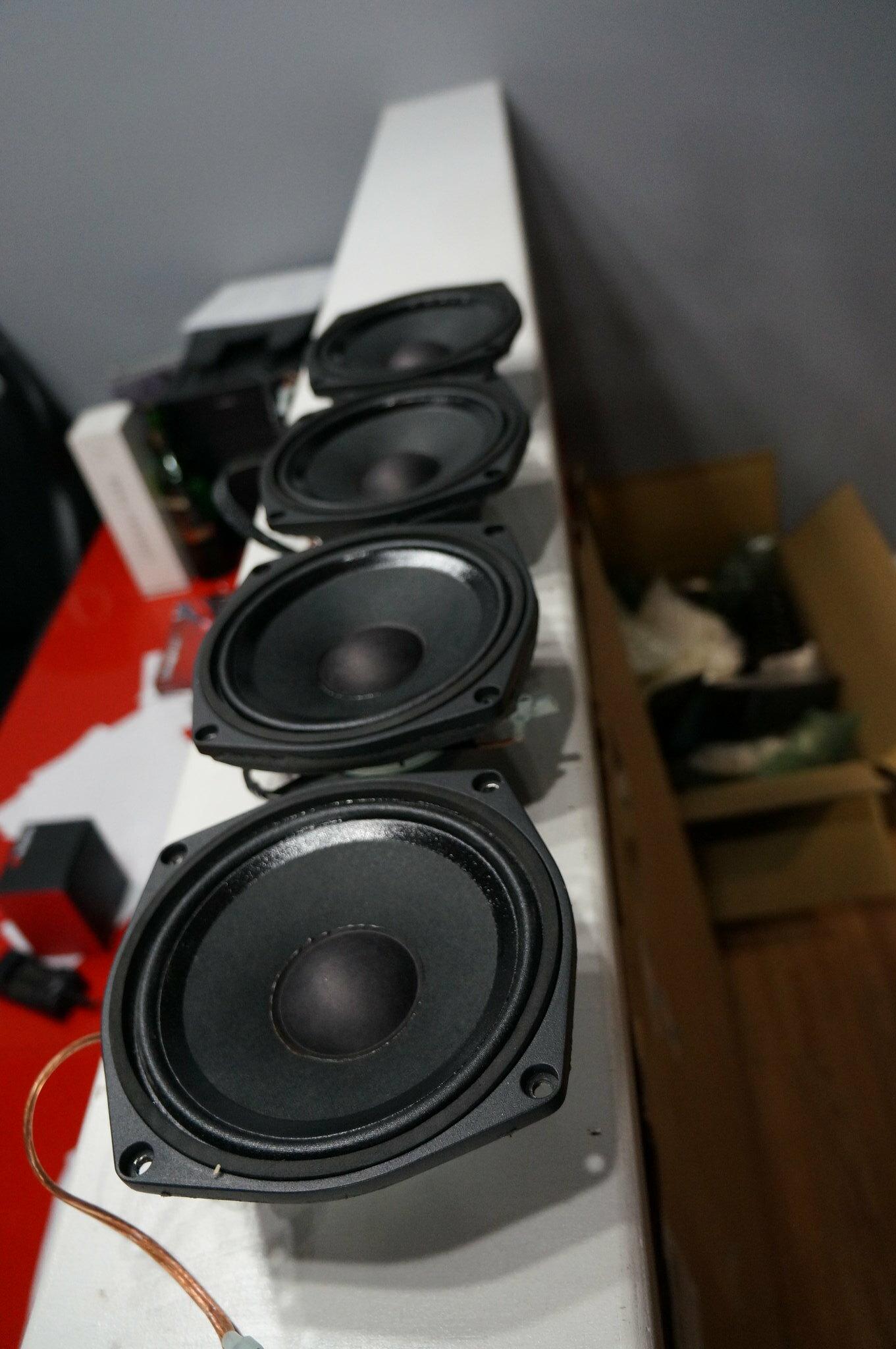 Faital Pro 6PR122 (8OHM) - Car Audio | DiyMobileAudio com