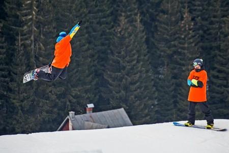 Just Ride! - série snowboardových akcí startuje již příští sobotu