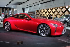 Lexus & Toyota Sports Cars