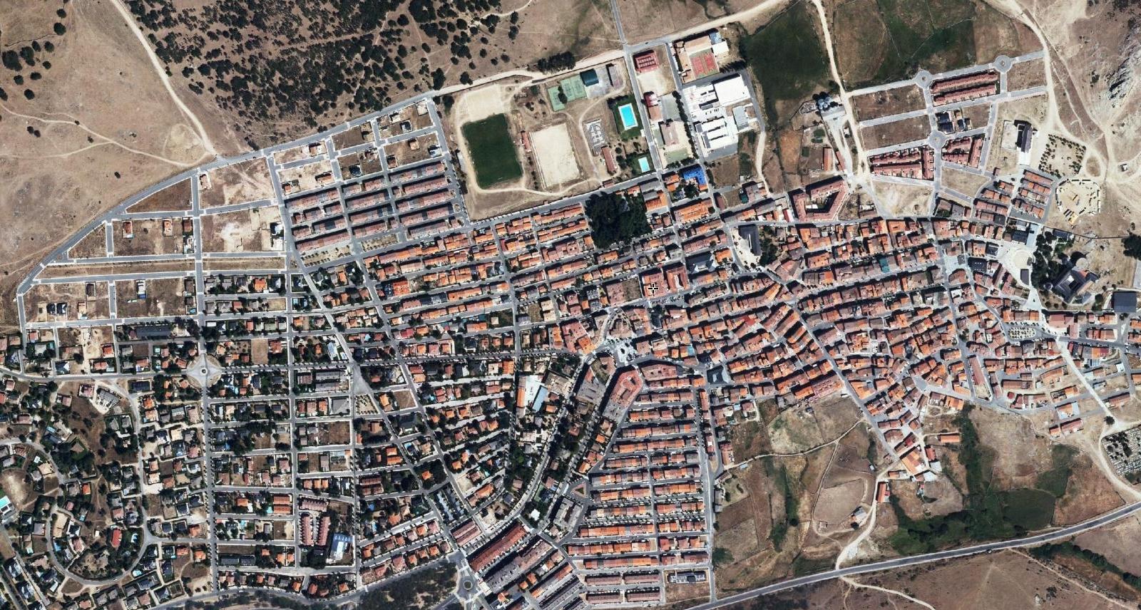 las navas del marqués, ávila, donde chencho, después, urbanismo, planeamiento, urbano, desastre, urbanístico, construcción, rotondas, carretera
