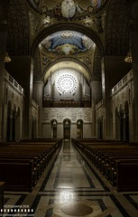 Basilica of the National Shrine of the Immaculate Conception - Nave