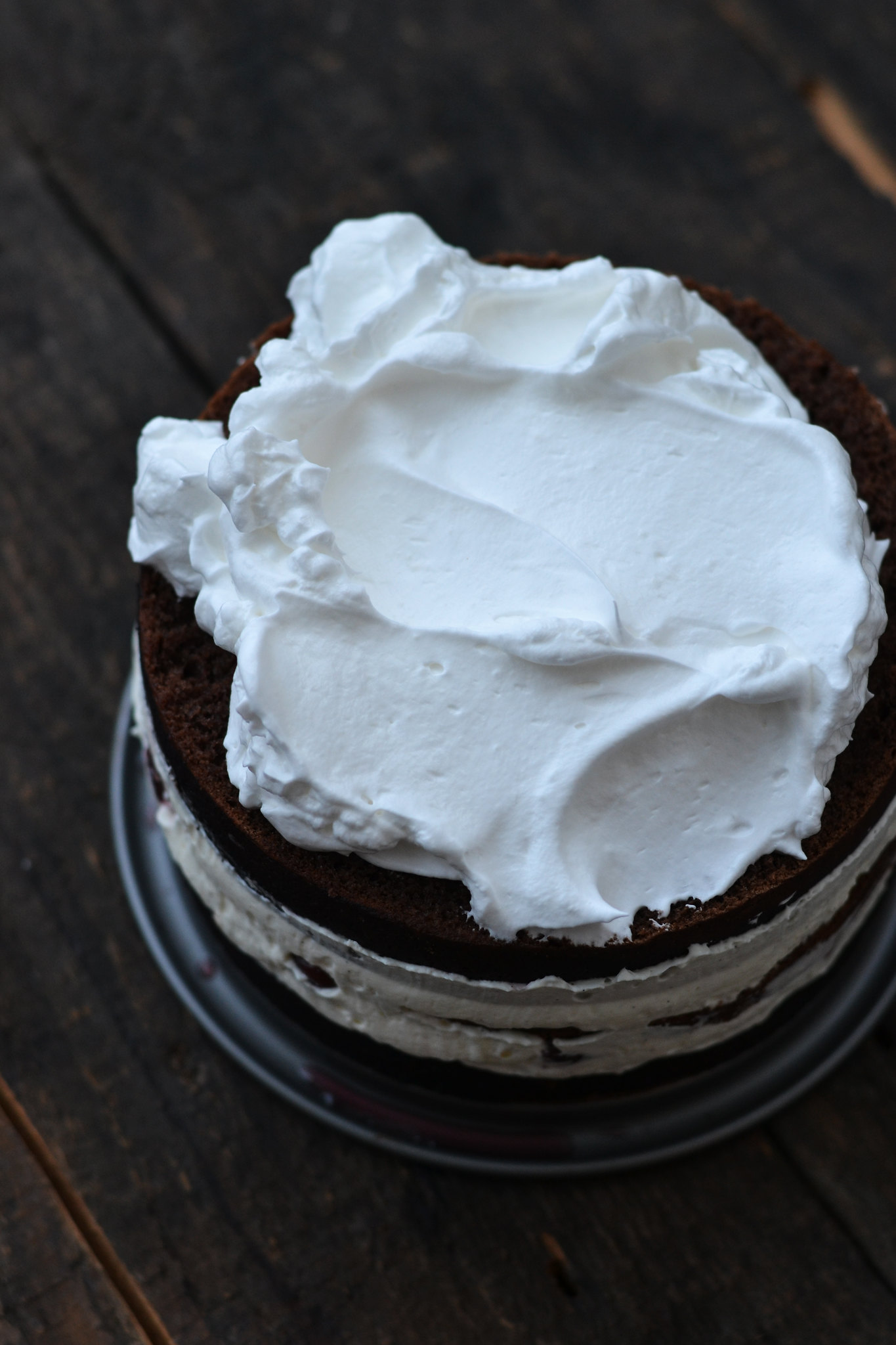 bezea peste tort