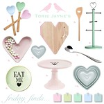 Friday Finds...Kitchen Hearts