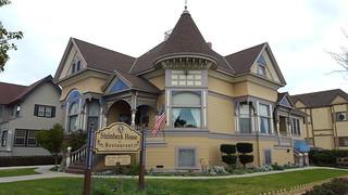 John Steinbeck's boyhood home in Salinas, California