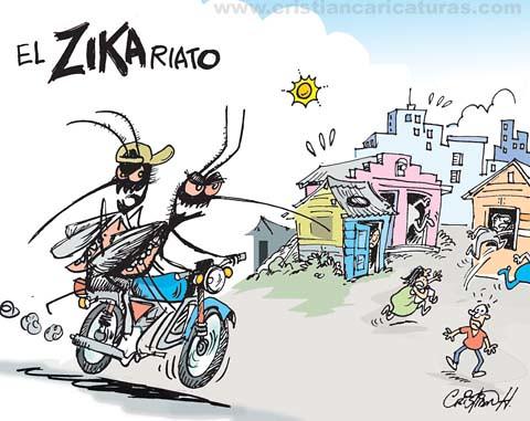 Zika riato