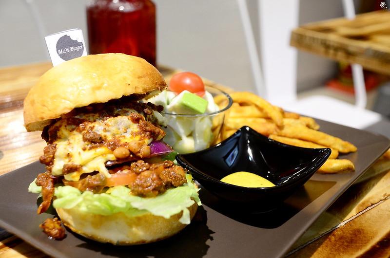 樹林車站美食推薦板橋漢堡M&M Burger菜單 (54)