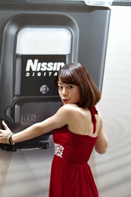 CP+ 2016 Nissin