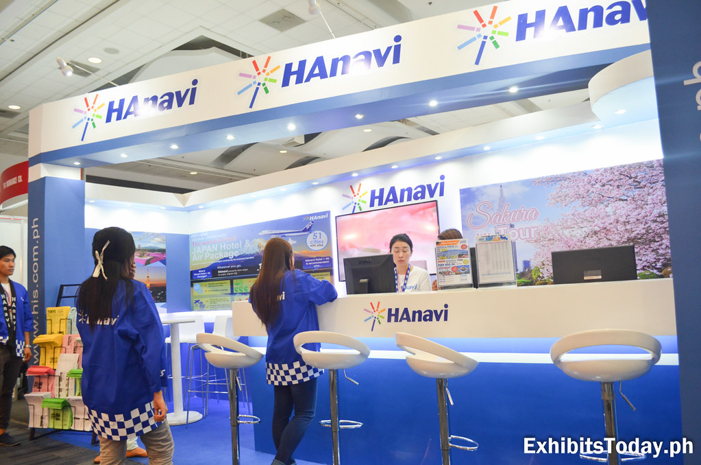 Hanavi Exhibit Booth