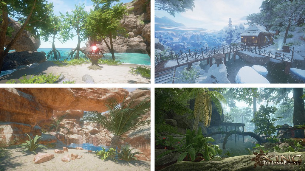 Xing: The Land Beyond on PlayStation VR
