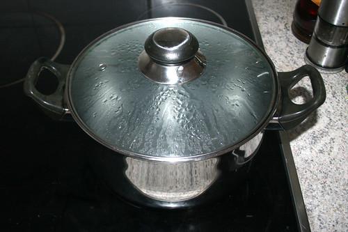 07 - Wasser zum kochen bringen / Bring water to a boil