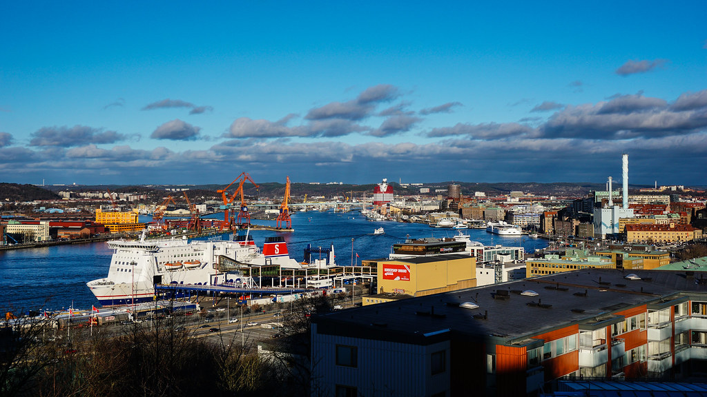 Port of Gothenburg