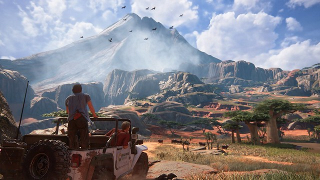 20160224 Uncharted 4 Story Trailer 01