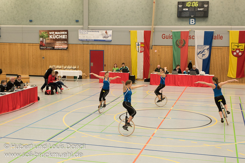 Bayerische Meisterschaft Junioren 2016 Großheubach