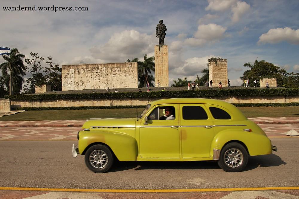 Kuba - Santa Clara: Che Guevara Monument