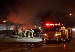 Riverside Fire Department - Sunridge Incident I