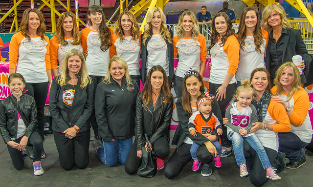 2016 Flyers Wives Fight for Lives Carnival