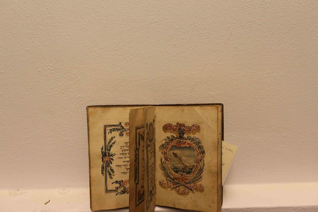 City Library - Renato Maestro's Book, Venice Ghetto