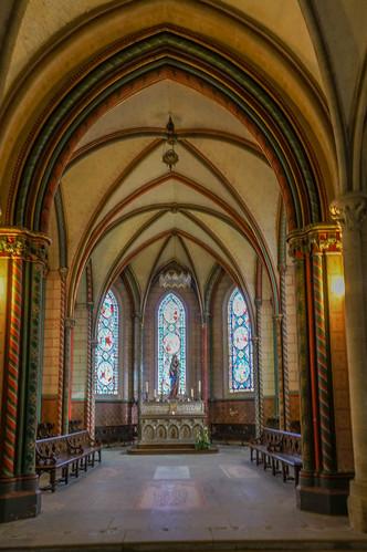 chapelle monumentsreligieux stylegothique