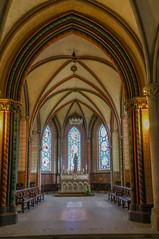 chapelle de l'abside_cathédrale de Coutances