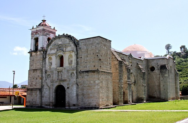 Santa Catarina Lachatao Church