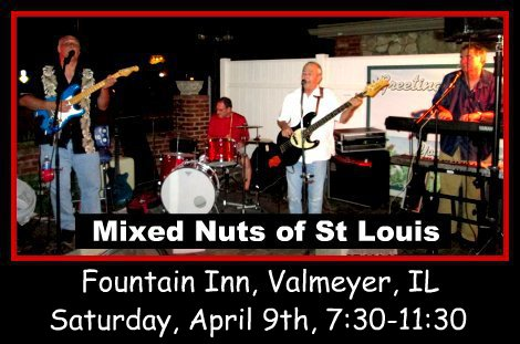 Mixed Nuts of St. Louis 4-9-16