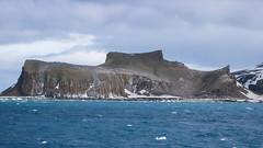 Lions Ramp na wyspie King Goerge Island