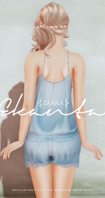 Zaara : Ekanta jumpsuit for C88