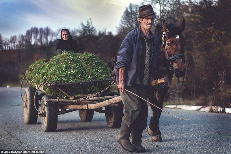 「最後的中世紀地區」- 羅馬尼亞 Maramures County 村莊5