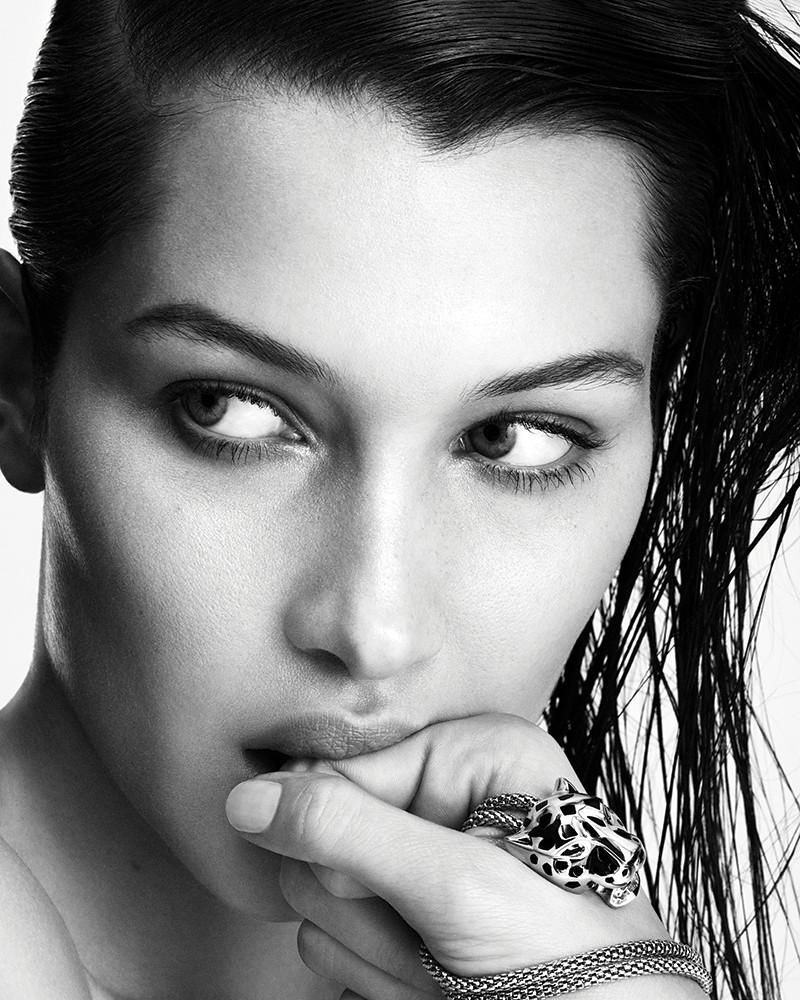 Белла Хадид — Фотосессия для «Harper's Bazaar» ES 2016 – 17