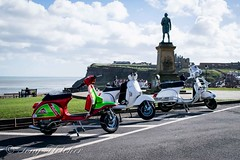 WHITBY SCOOTER RALLY 2016