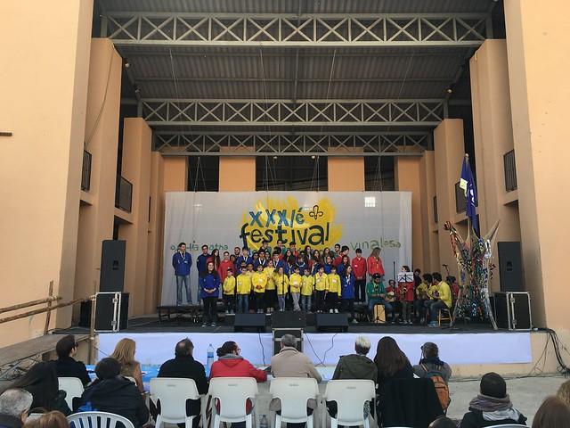 2015-16 FCEMEV2016 Agrupaments Participants