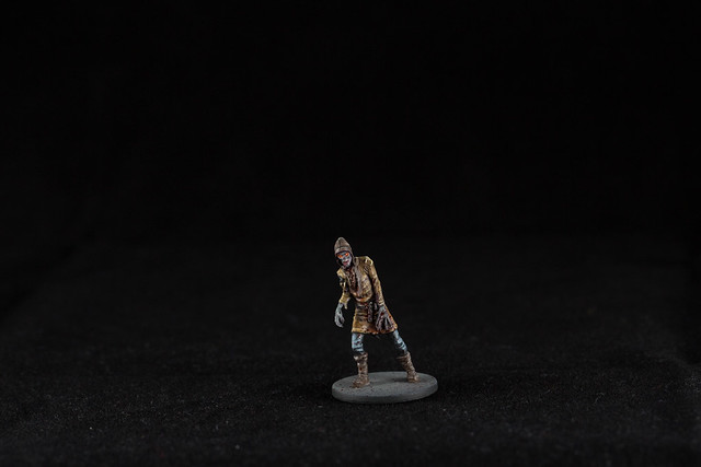 ZOMBICIDE: Black Plague - Walker .002
