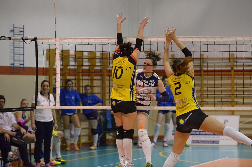 Vivigas Arena Volley- Isuzu Cerea B1
